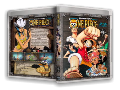 One Piece Box 9 - comprar online
