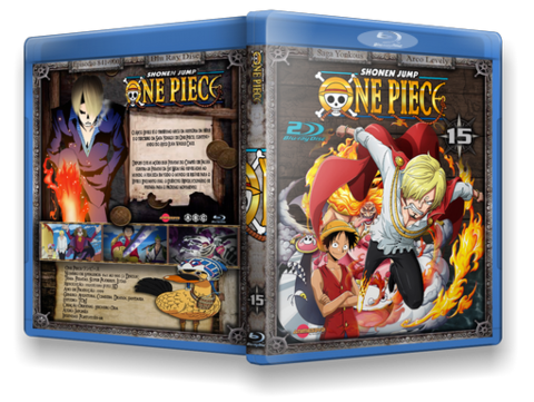 One Piece Box 15