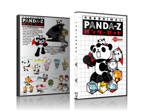 Panda-Z: The Rebonimation - comprar online