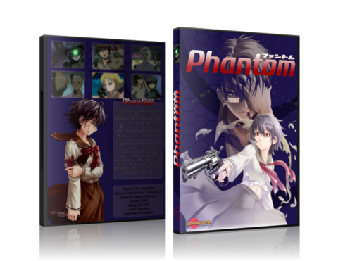 Phantom: The Animation - comprar online