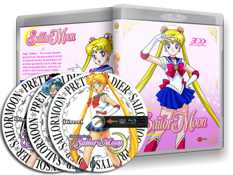 Sailor Moon Classic Cover Capa