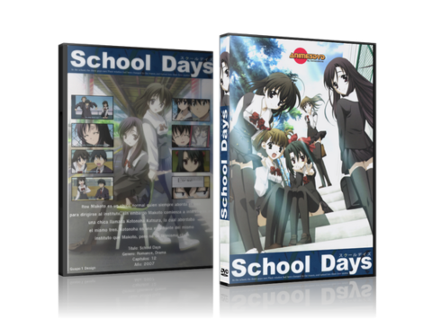 School Days - comprar online