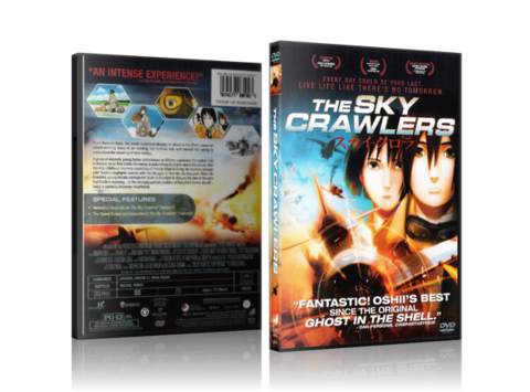 Sky Crawlers: Eternamente
