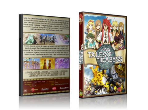 Tales of the Abyss - comprar online