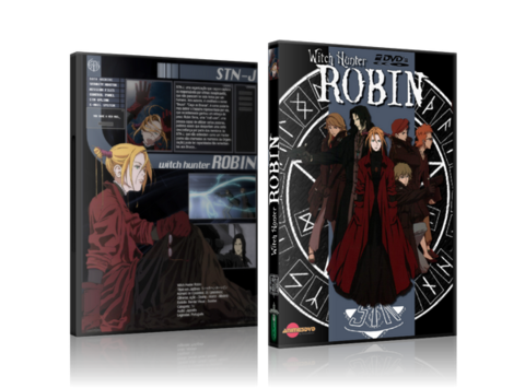 Witch Hunter Robin - comprar online