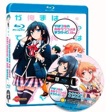 Yahari Ore no Seishun Love Come wa Machigatteiru