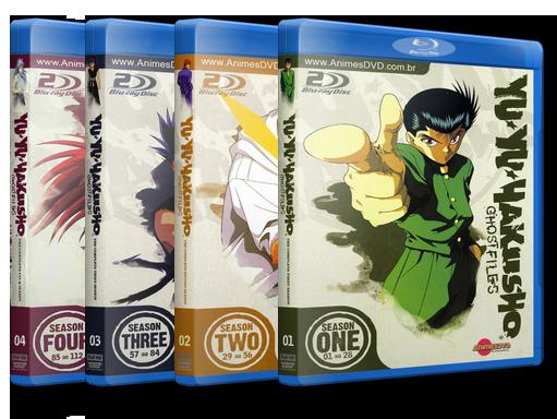 Soo The Yu Yu Hakusho Blu Rays Are Stunning Neogaf