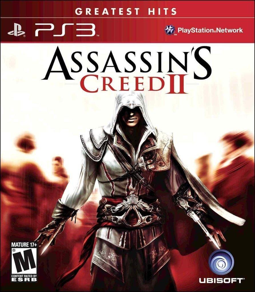 Assassin's Creed 2 (SEMINUEVO)