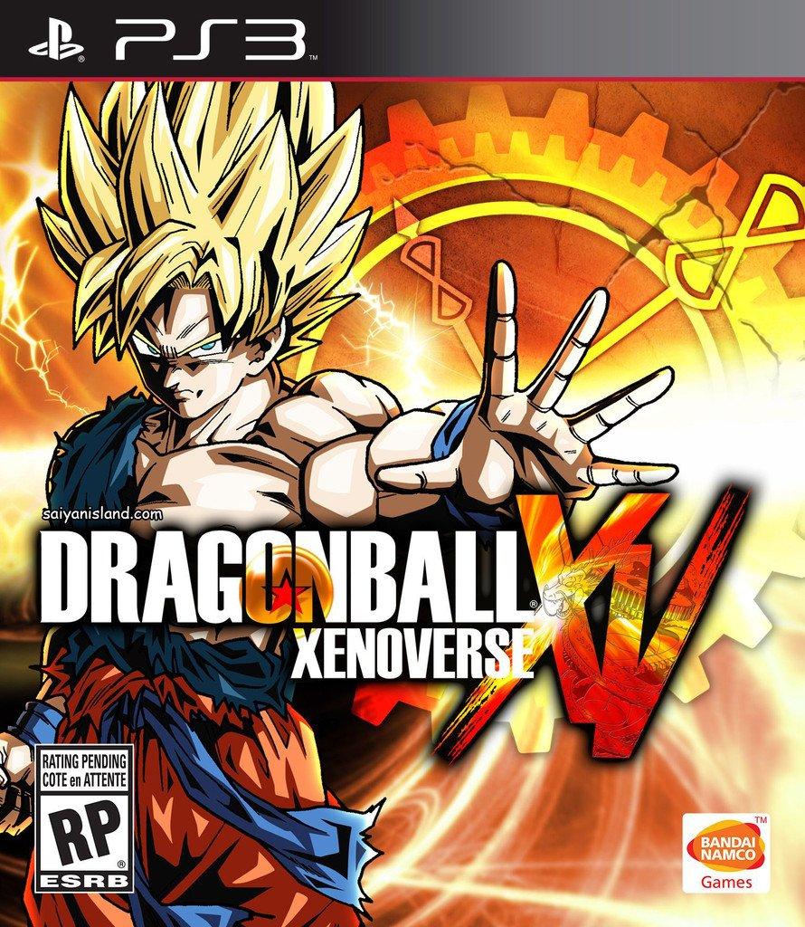 DRAGONBALL XENOVERSE PS3 SEMINUEVO