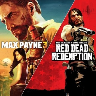 Max Payne 3 + Red Dead Redemption