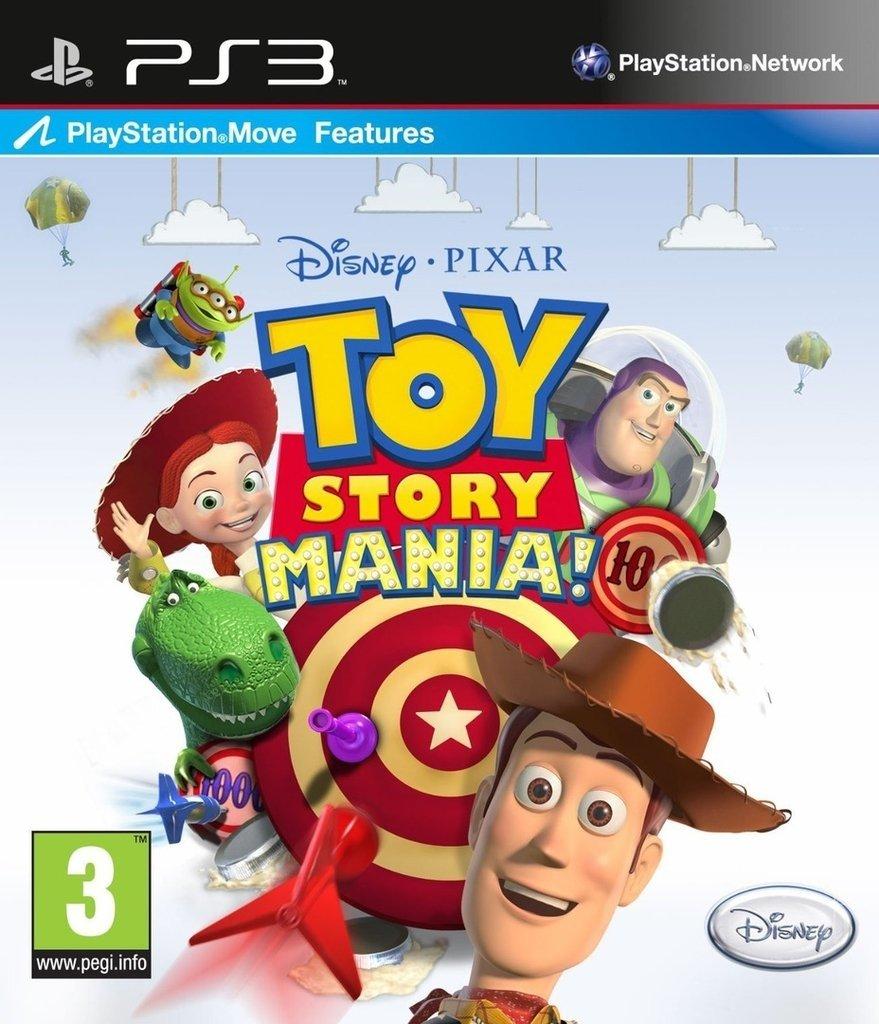 Toy Story: Mini Aventuras (SEMINUEVO)