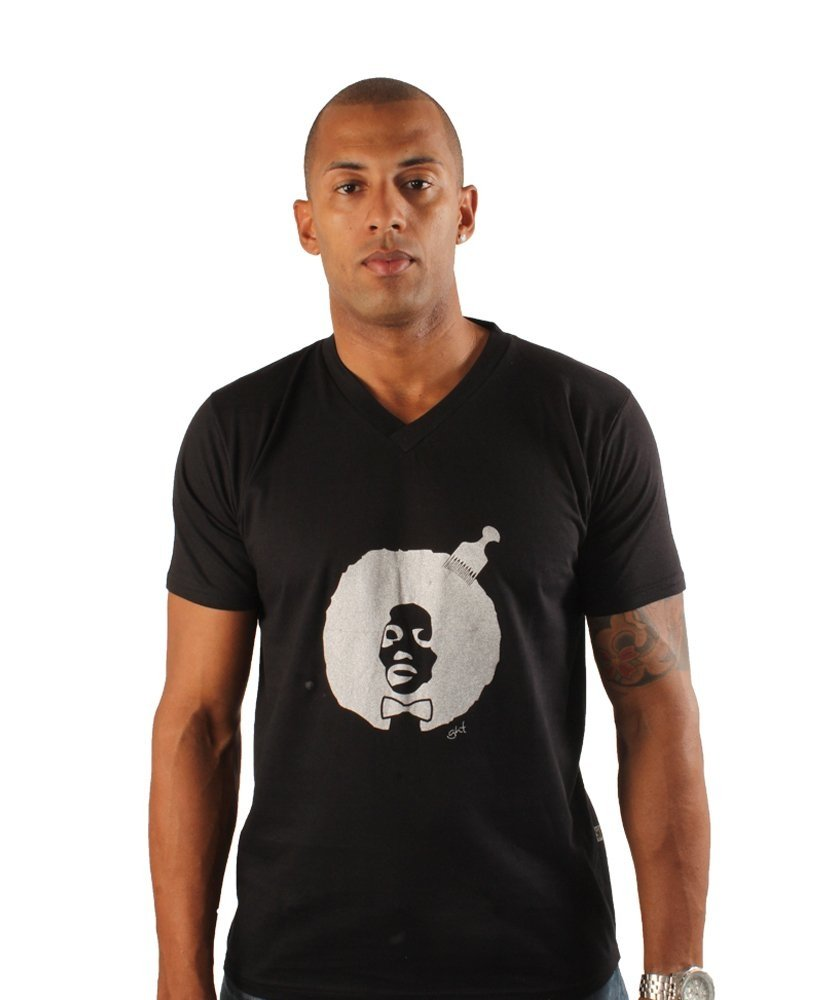 Camiseta Gola V Black Power na internet