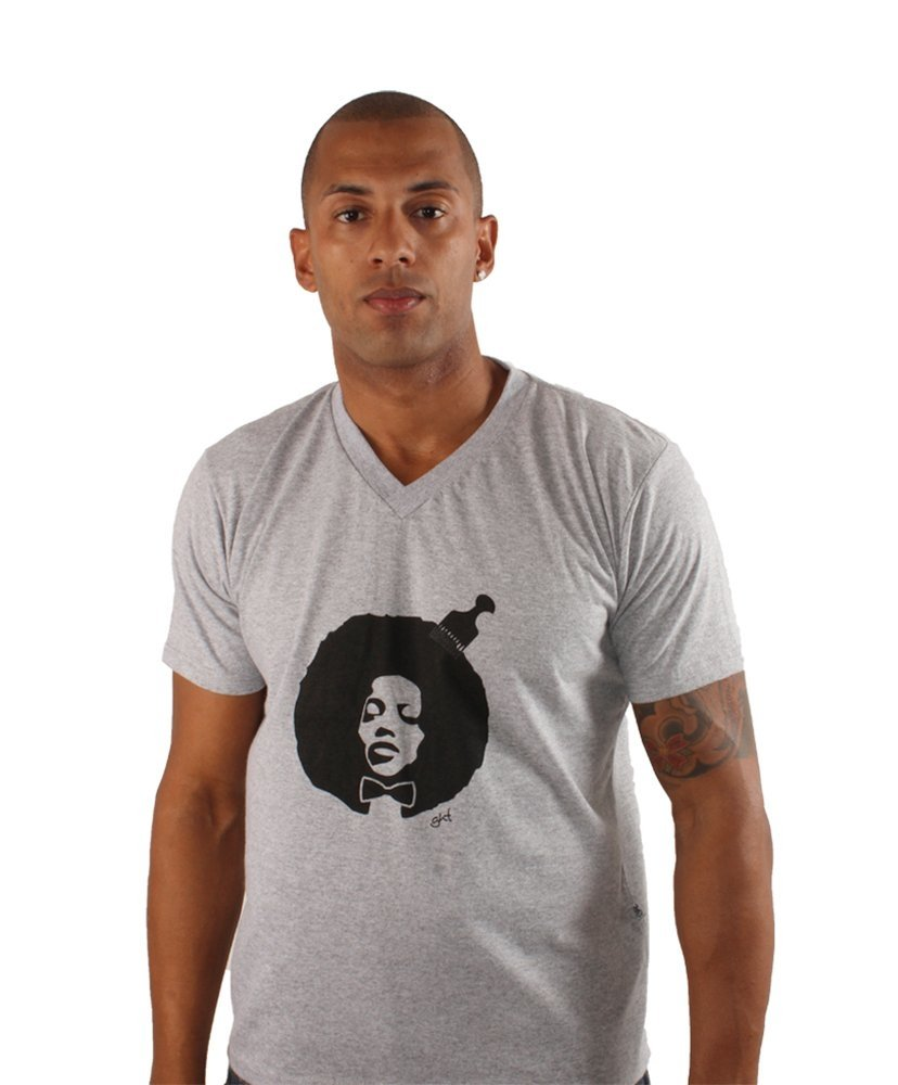 Camiseta Gola V Black Power