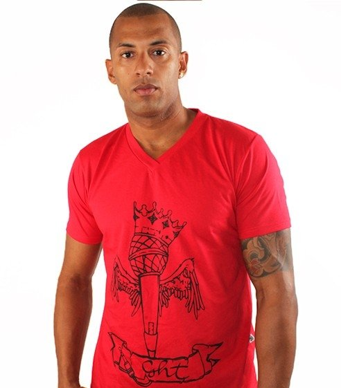 Camiseta Gola V The king Voice - comprar online