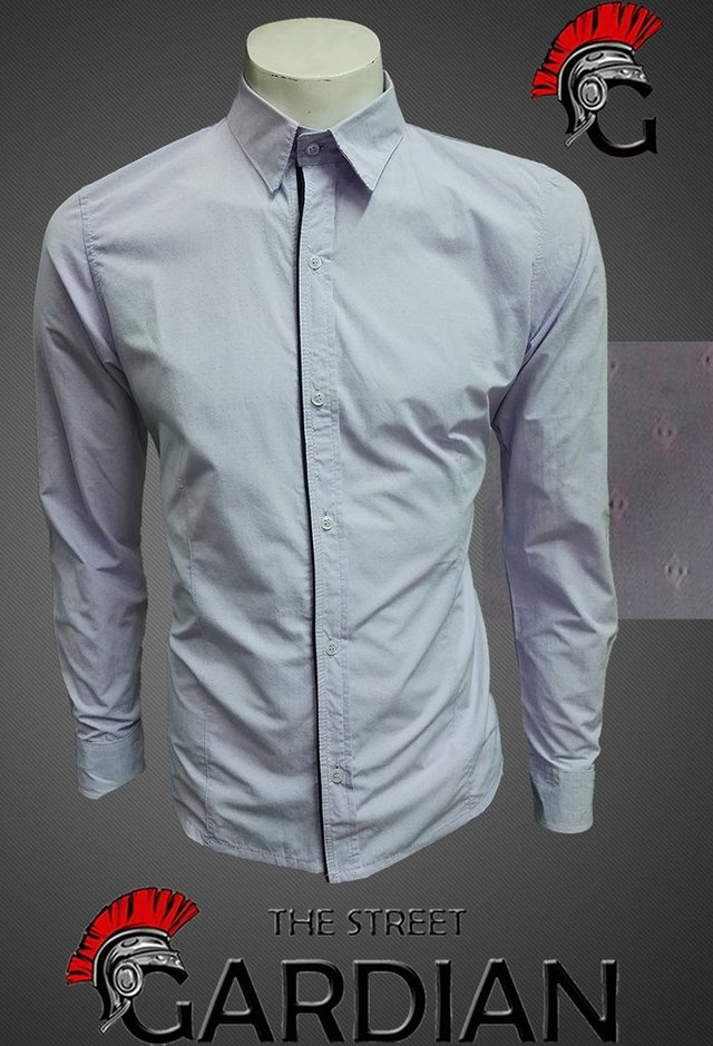 CAMISA MINI PRINT SLIM FIT REF MARQUEZ en internet