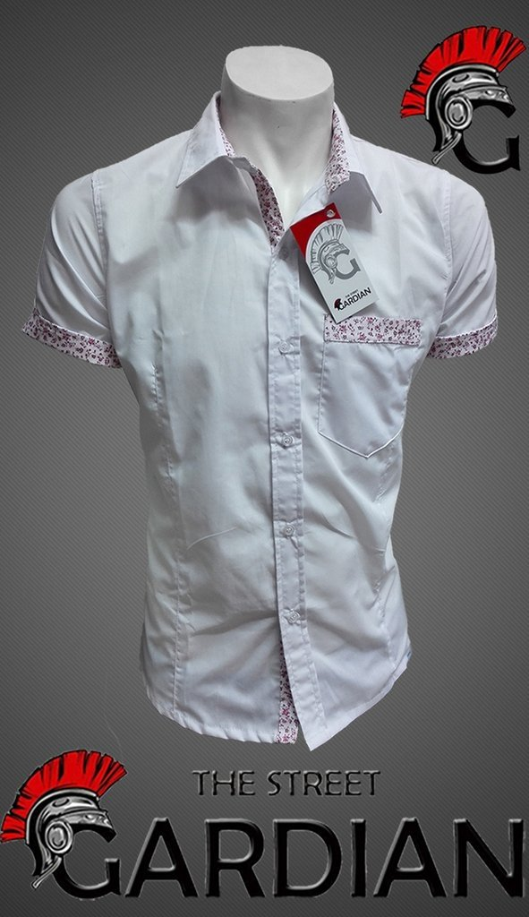 CAMISA EXCLUSIVA MINIPRINT SLIM FIT REF VERNON - comprar online