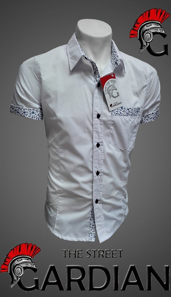 CAMISA EXCLUSIVA MINIPRINT SLIM FIT REF VERNON en internet