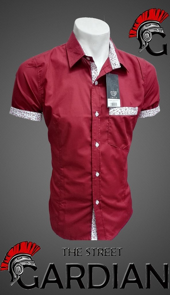 CAMISA EXCLUSIVA MINIPRINT SLIM FIT REF VERNON - tienda online