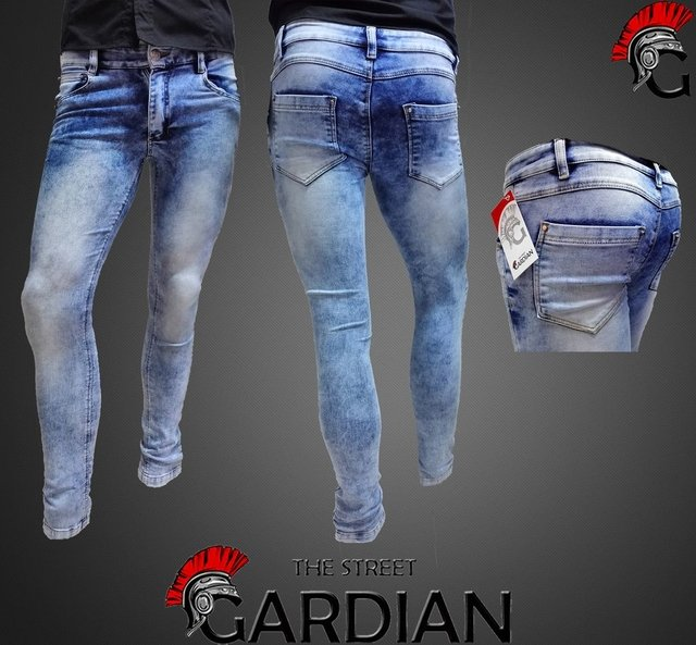 EXCLUSIVO JEAN SKINNY FIT REF ICE - comprar online