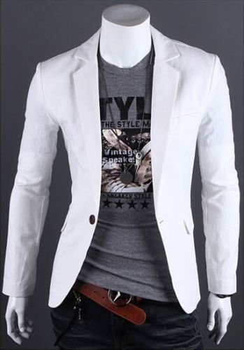 BLAZER SLIM FIT EN 7 COLORES