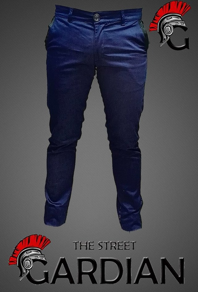 PANTALON DRIL COVER SKINNY FIT - THE STREET GARDIAN