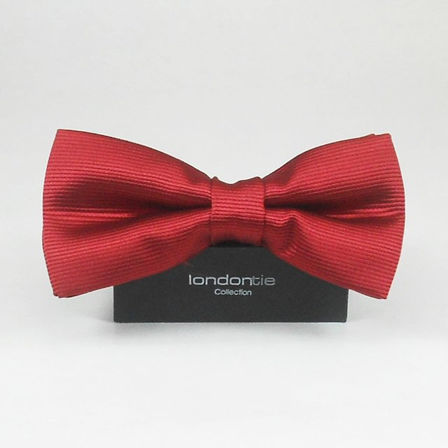 SOLID TWILL BOWTIE (14 colores) en internet
