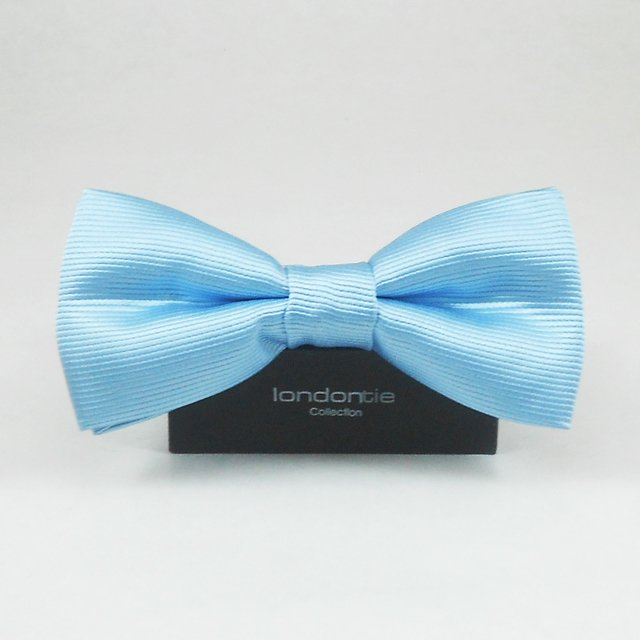 SOLID TWILL BOWTIE (14 colores) - LONDON TIE