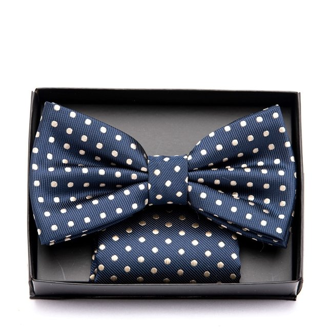 CLASSIC HANKY AND BOWTIE