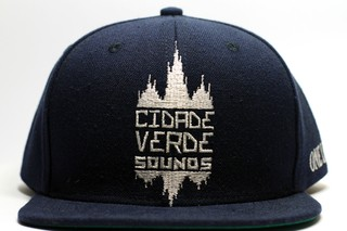 Boné Cidade Verde Sounds One Love Blue