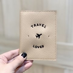 Porta Pasaportes Travel Lover