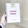 Cuaderno Choose Happy
