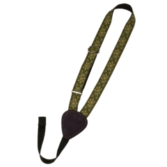 Green Rose Vintage Style Ukelele Strap on internet