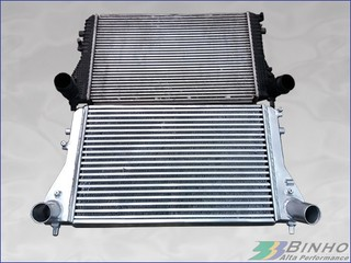 INTERCOOLER JETTA TSI 200 CV UP GRADE PLUG AND PLAY