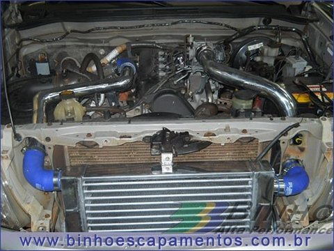 KIT INTERCOOLER HILUX