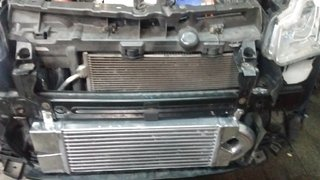 KIT INTERCOOLER + PRESSURIZAÇÃO DS3 - COPIA DA FORGE
