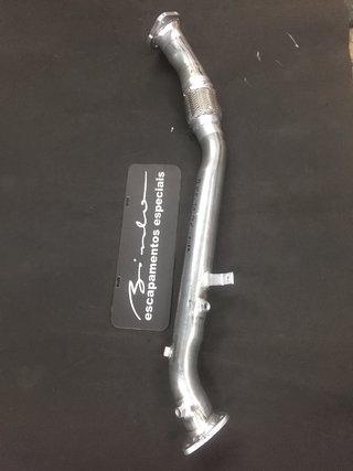 DOWNPIPE L200 ALL NEW TRITON 2.4