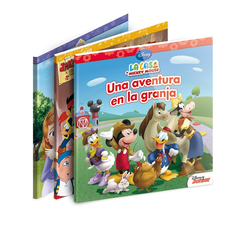 Cuentos Disney Junior