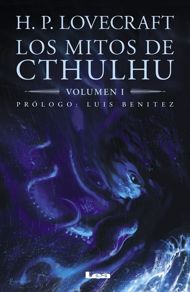Los mitos de Cthulhu Vol. 1 / H. P. Lovecraft
