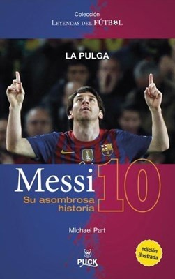 Messi, su asombrosa historia / Part Michael