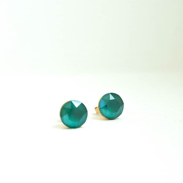 Aretes Royal Green - comprar online