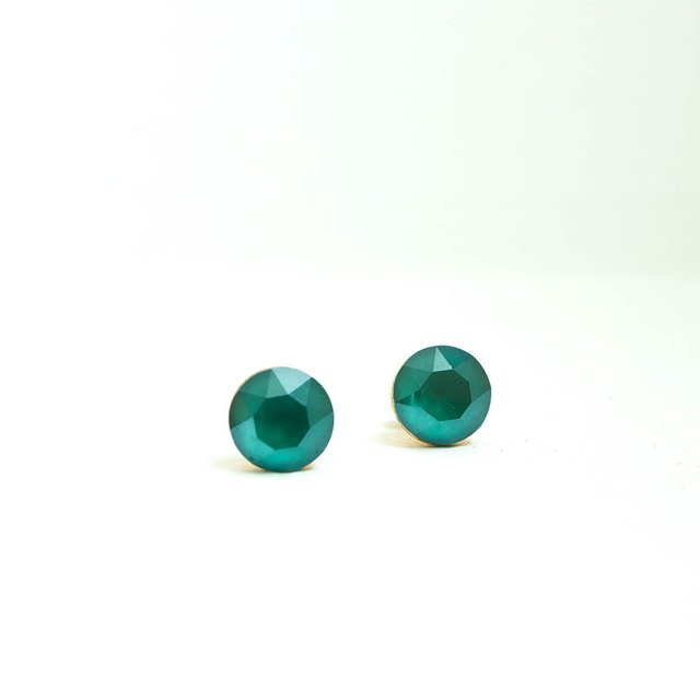 Aretes Royal Green en internet