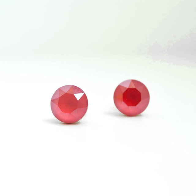 Aretes Royal Red - comprar online