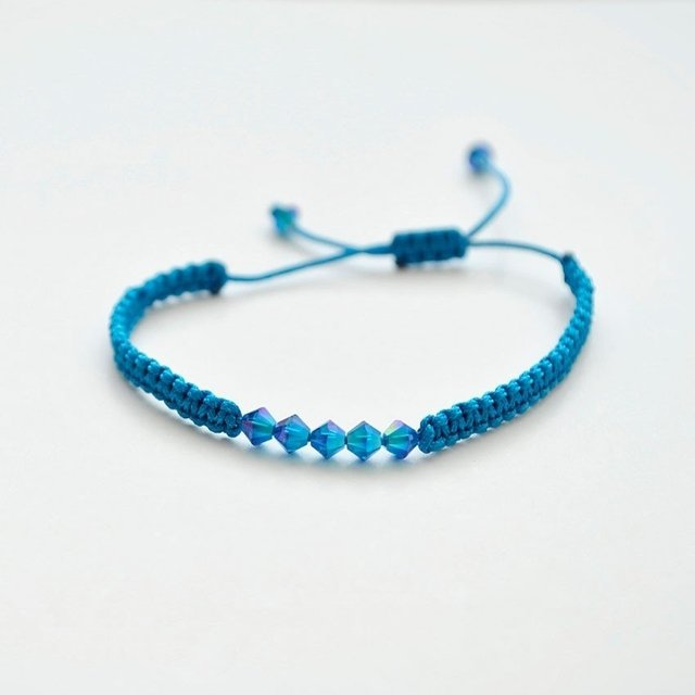 Pulsera Blue Electric en internet