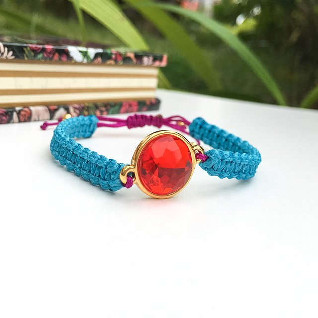 Pulsera Cherry Wire