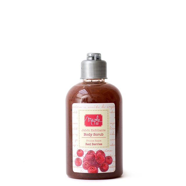 Body Scrubs Frutos Rojos 130 mL