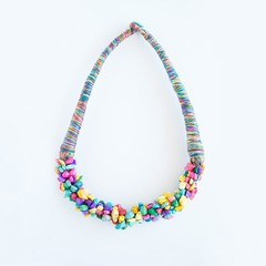 Collar Tropical Rocks Claro en internet