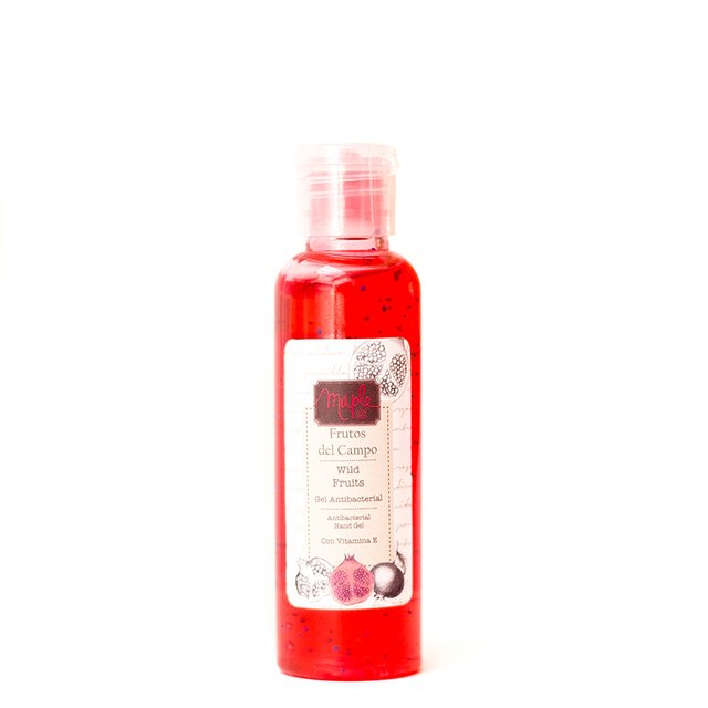 Gel Antibacterial Frutos del Campo 60 mL