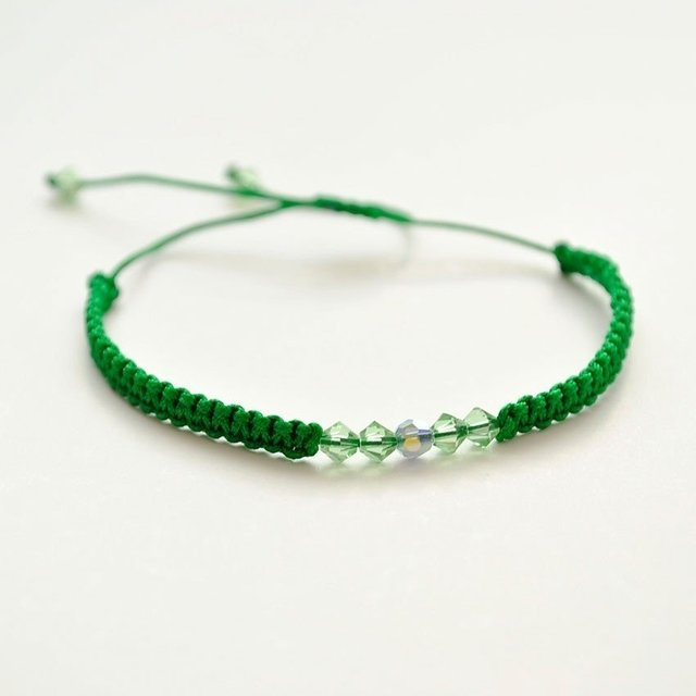 Pulsera Green Peace