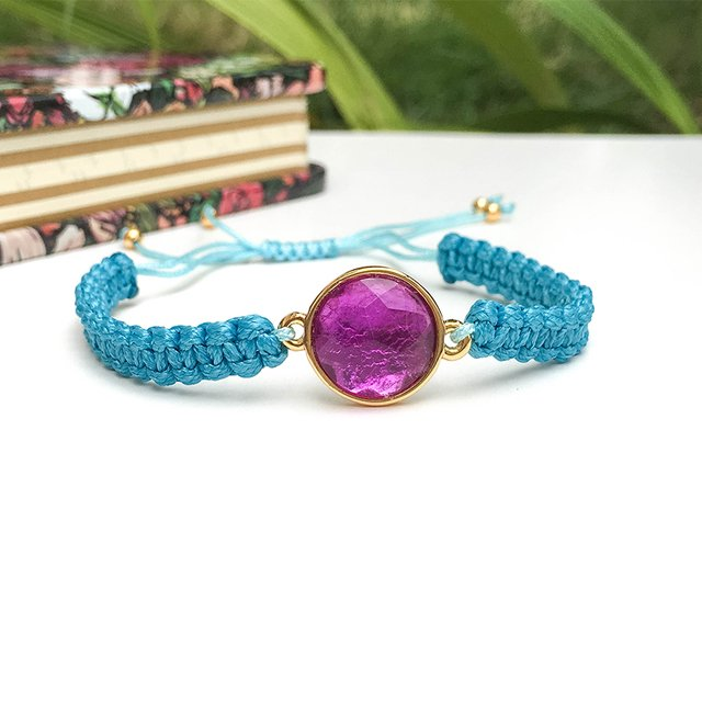 Pulsera Blue Wire en internet