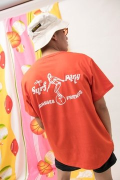 Remera Surf Party - tienda online